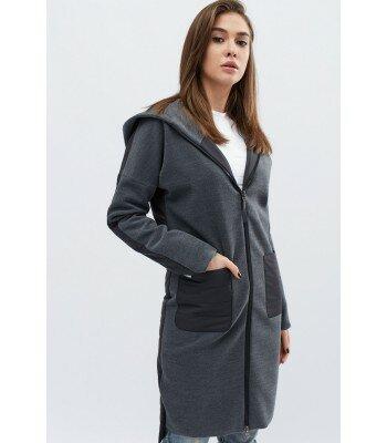 Демисезонное пальто 31093