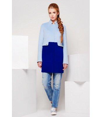 Кашемировое пальто PL-8624
