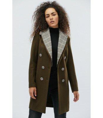 Демисезонное пальто PL-8794