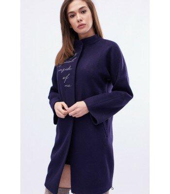 Демисезонное пальто PL-8800