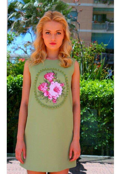 Платье «Яблоневый  цвет»